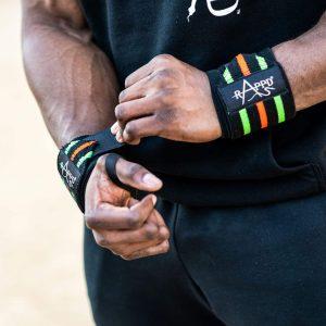 RAPPD brawn wrist wraps 3