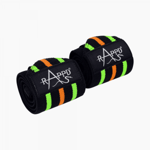 Heavy duty wrist wraps for training