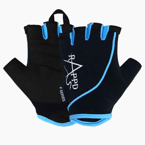 F Series training gym gloves by Rappd