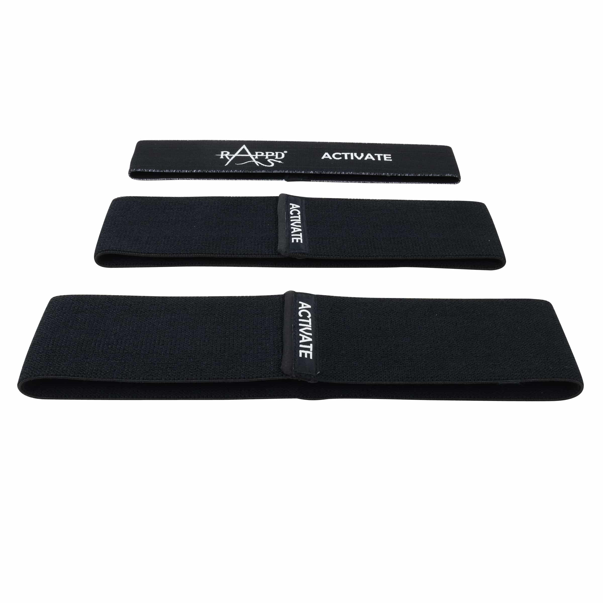 Rappd Resistance Bands (3 Pack)