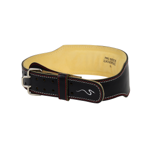 Weight Lifting Belt 4″ Pro Series Leather