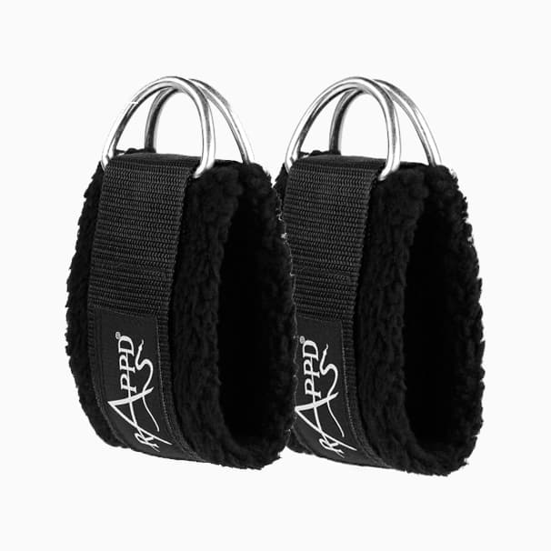 Ankle straps for training 2-pack