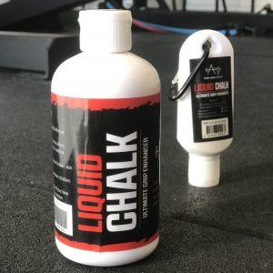 Rappd Liquid Chalk varieties
